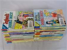 mixed lot of archie comics mini books