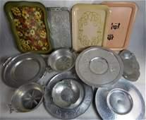 Hand Forged Aluminum Kithcenware Assortment