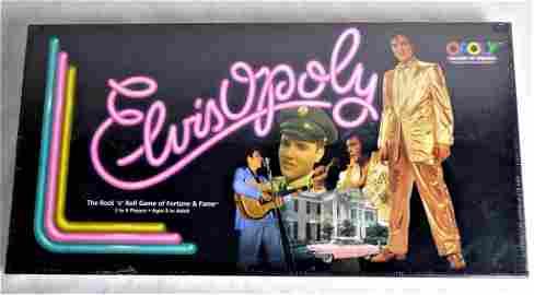 Elvisopoly Elvis Presley Rock 'n' Roll Monopoly