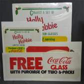 Coca Cola Advertising Posters & Signs