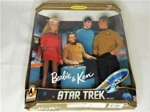Star Trek Barbie & Ken Collector Edition Set
