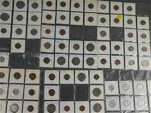 Large Group of Chinese/ China Coins