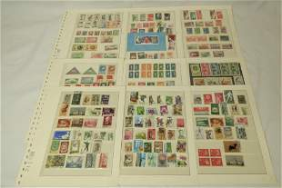 Group of Vintage Chinese Stamps- China