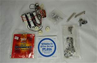 Guitar Boomers Strings and Electric Guitar Parts