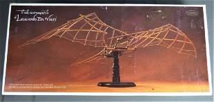 Leonardo Da Vinci Volo Instrumentale Wood Model Ki