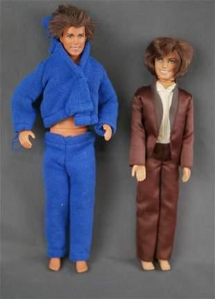 Vintage Barbie Fashion Ken Dolls