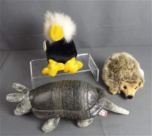 Steiff Joggi & Other Stuffed Toy Animals