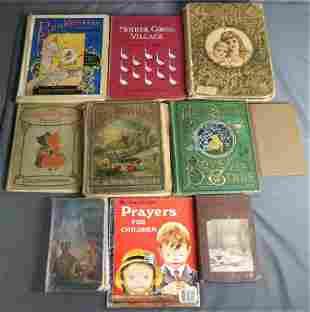 Antique & Vintage Children Books- Mother Goose