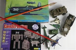 Toy Military Vehicles, Model Kits, Arrows