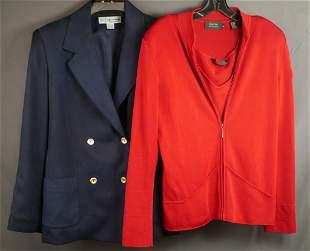 Dana Buchman & Real Clothes Womens Jackets