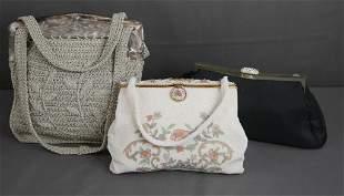 Vintage Lady Purses/ Handbags- Spritzer & Fuhrmann