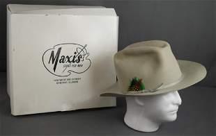 Vintage American Hat Co Western Cowboy Hat