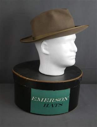 Vintage Lee Adventure Indiana Jones Style Hat