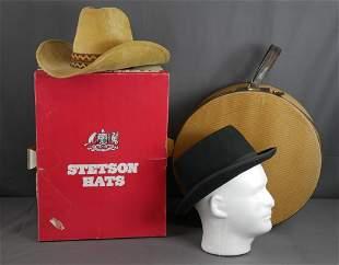 Vintage YA Cowboy Hat & Fedora Wool Hat