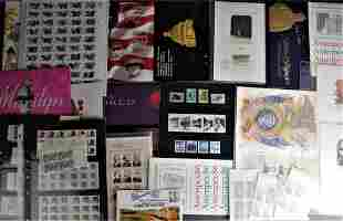 Group of US Stamps & First Day Covers- Sets