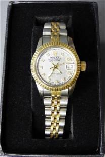 Rolex Oyster Perpetual Datejust Wrist Watch Replic