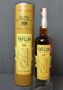 Colonel EH Taylor Small Batch Kentucky Whiskey