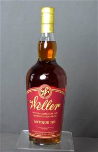 Weller Antique 107 Wheated Bourbon Whiskey