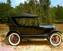 31: 1927 Ford Model T