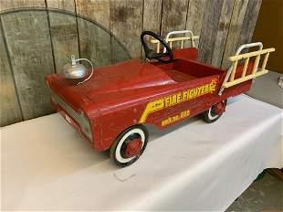 1960s AMF Fire Truck