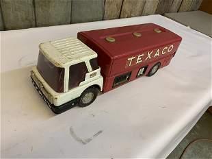 """Brown & beige Texaco truck 24"""""""