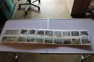 Photo album dixieland fold out