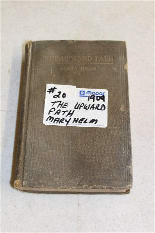 The Upward Path book Mary Helm 1909