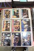 Album of misc 1990s basketball cards
