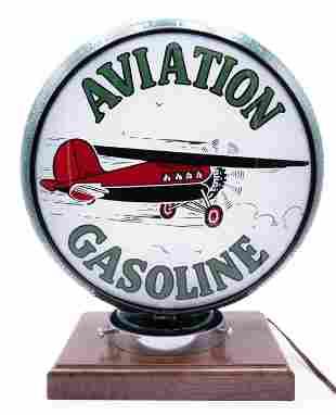 Aviation Gasoline Single Lens Gill Globe TAC 8.9