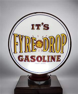 """It's Fyre Drop Gasoline 15"""" Single Lens Globe Body"""