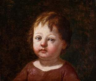 Annibale Carracci (attributed), Portrait of a boy