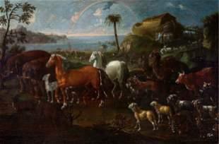 Cajetan Roos, detto Gaetano De Rosa, Noah's Ark