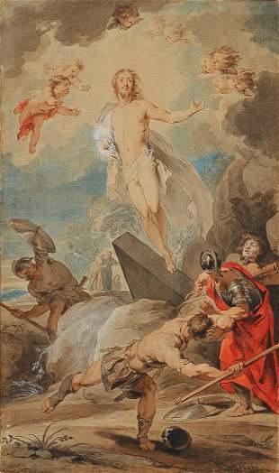 Jakob de Witt, Resurrection