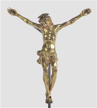 Corpus Christi, Cast Bronze, 17 th century