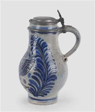 Jug, Stoneware, 18th / 19th century