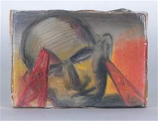 Gabi Klasmer (b. 1950) Untitled