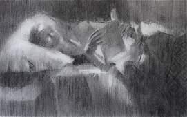 Tigist Yoseph Ron (b. 1977) Home. Self Portrait