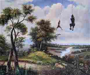 Shay Kun (b. 1974) Untitled