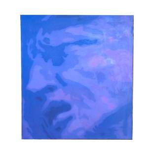 Yitzhak Livneh (b. 1952) Purple Sky