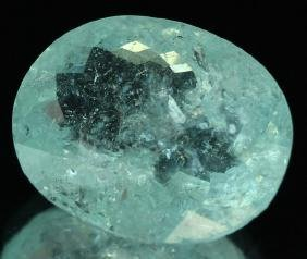 7.93ct Huge Blue Green Cuprian Tourmaline