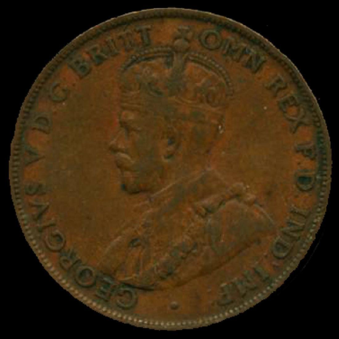 1926M Australia Large Penny Hi Grade XF High Book Value