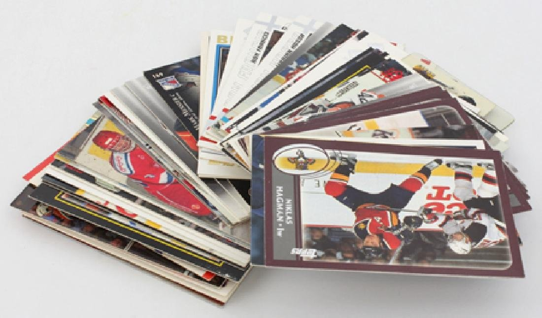 50 Piece Unsearched Hi Grade Hockey Card Lot