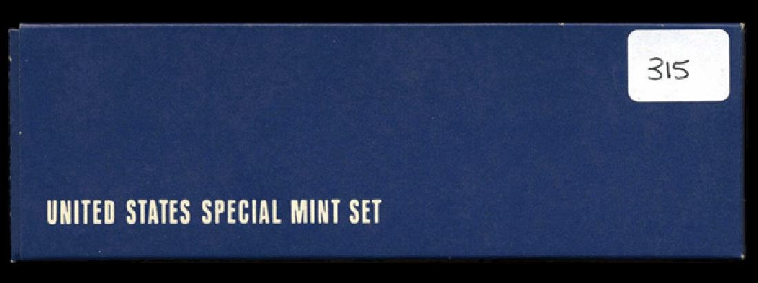 1966 US Coin Special Mint Set GEM Potential
