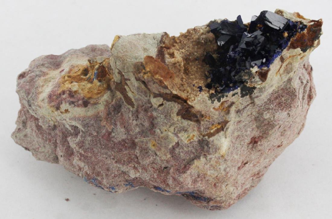 194g Top Azurite Crystal Cluster
