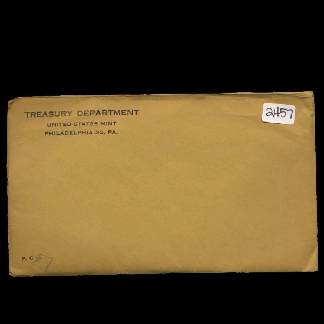 1957 Scarce Unopened Envelope Proof Set