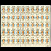 1979 US Sheet 15c Special Olympics Stamps MNH Scarce