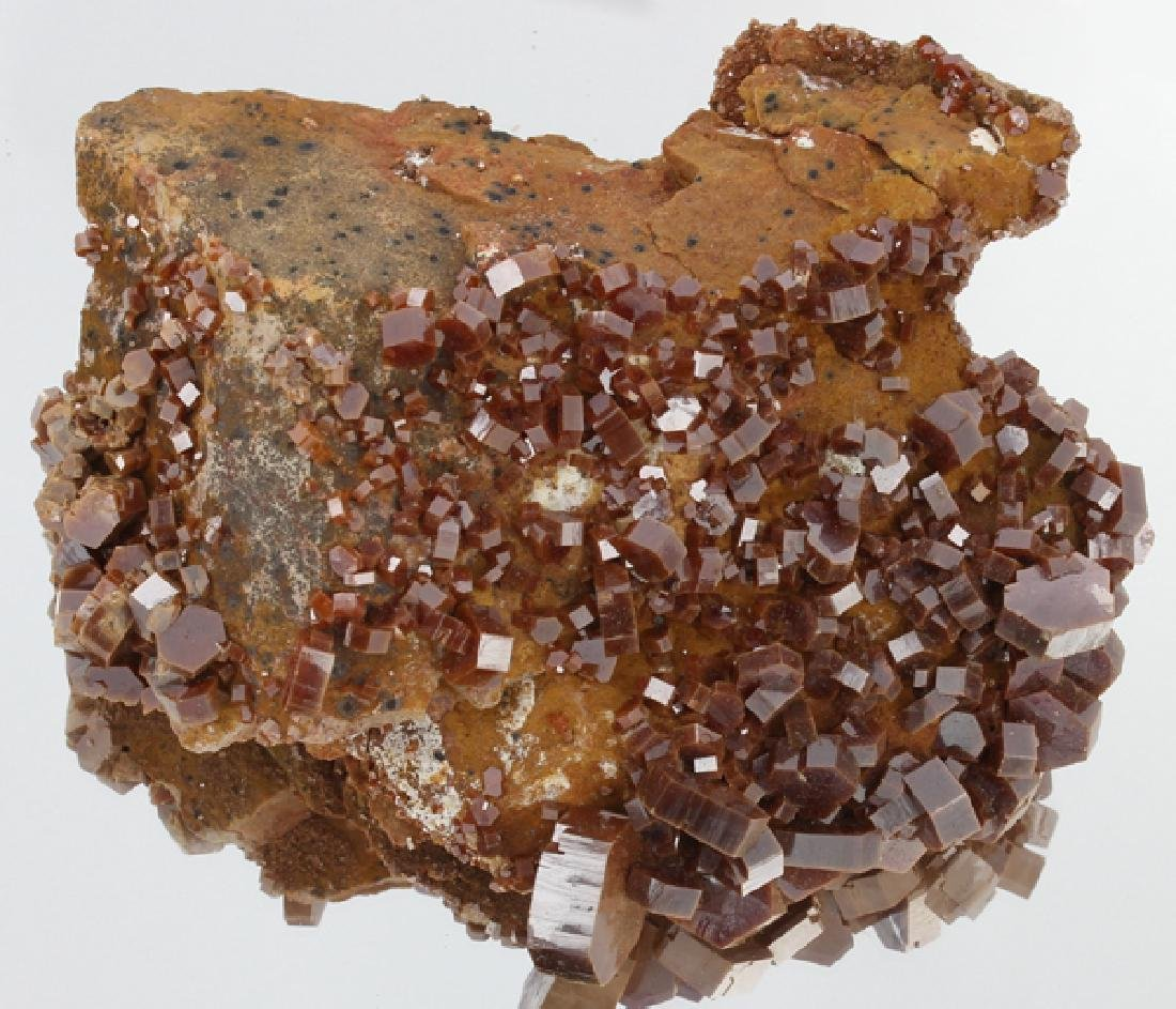 1000ct Premium Red Vandanite Crystal Cluster