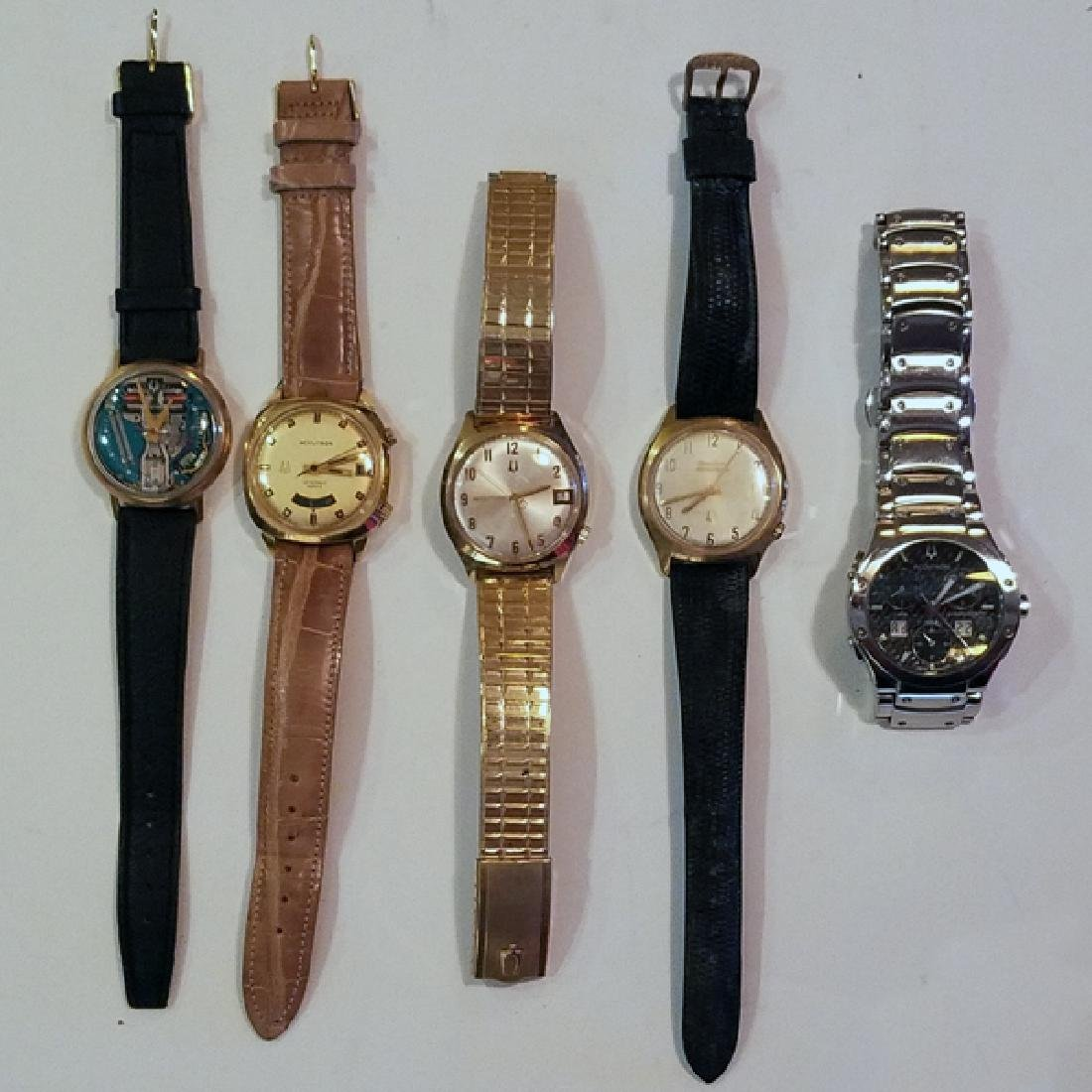 Accutron Watch Collection 5 Pcs