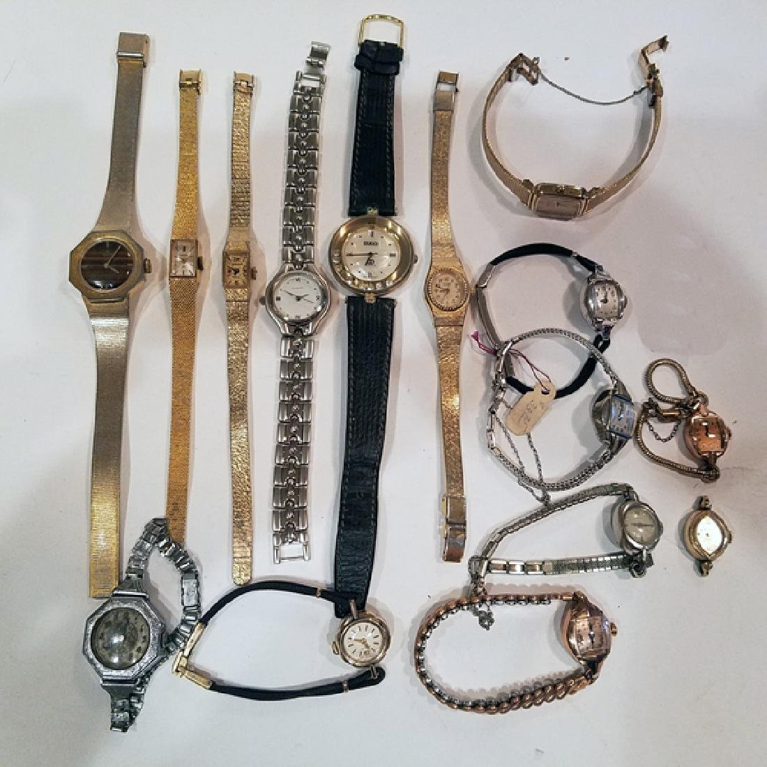 15 Ladies Working and Non-working Watches