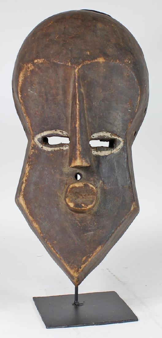 Vintage West Africa Lwalwa Mask
